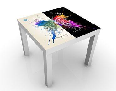 Tavolino design Aquarell Kontrast