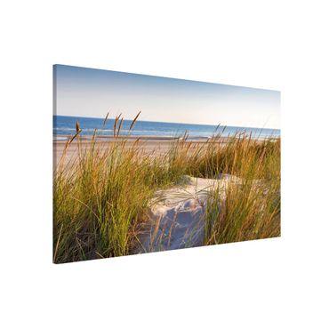 Lavagna magnetica - Beach Dune Al Mare - Formato orizzontale 3:2