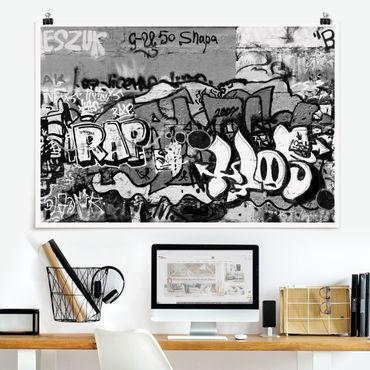 Poster - Graffiti Art - Orizzontale 2:3