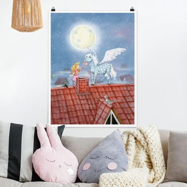 Poster - Magia Pony di Marie - Verticale 4:3