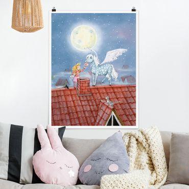 Poster - Magia Pony di Marie - Verticale 4:3