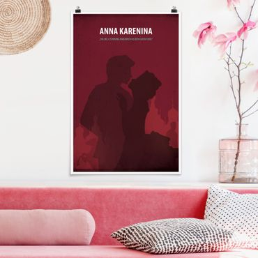 Poster - Poster del film Anna Karenina - Verticale 3:2