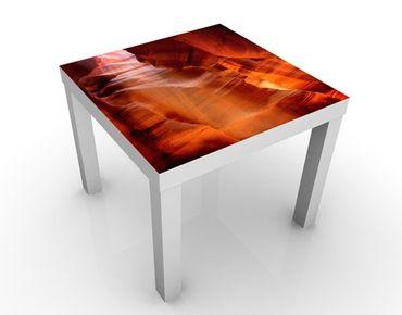 Tavolino design Antelope Canyon