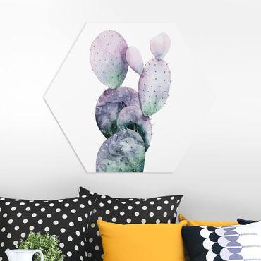 Esagono in forex - Cactus In Viola I