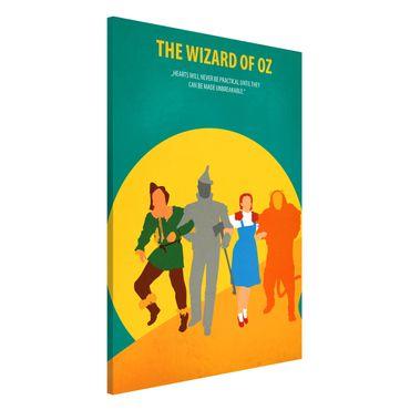 Lavagna magnetica - Poster del film Il Mago di Oz - Formato verticale 2:3