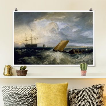 Poster - William Turner - Sheerness - Orizzontale 2:3