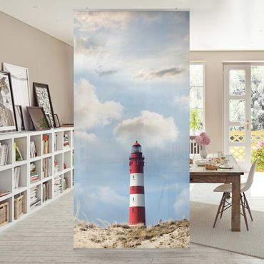 Tenda a pannello Lighthouse in the dunes 250x120cm