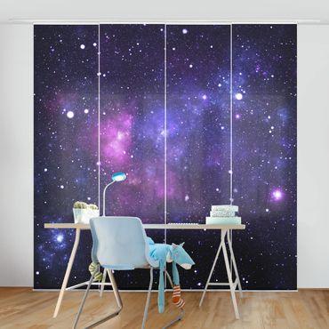 Tende scorrevoli set - Galaxy