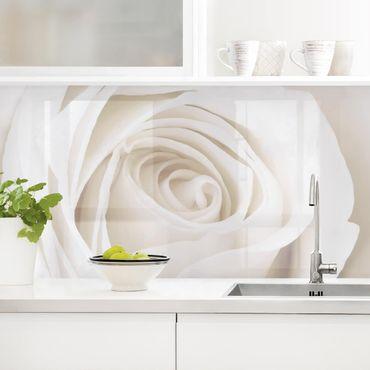Rivestimento cucina - Graziosa Rosa Bianca