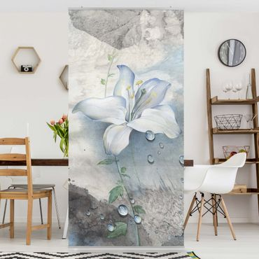 Tenda a pannello Tears of a Lily 250x120cm