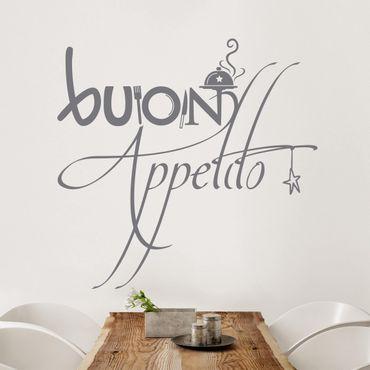 Adesivo murale No.SF358 Buon Appetito