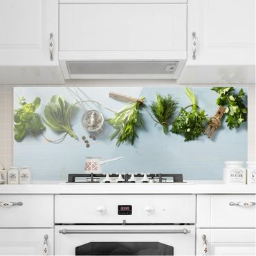 Paraschizzi in vetro - Bundled Herbs - Panoramico