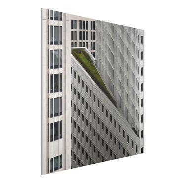 Quadro in alluminio - The Green Element