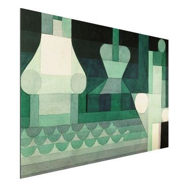 Quadro in alluminio - Paul Klee - Chiusa - Espressionismo