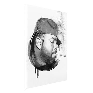 Quadro in alluminio - Raekwon - Wu Tang Clan