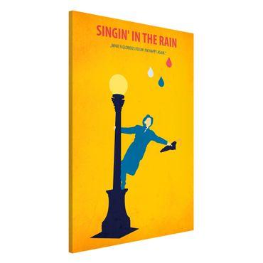 Lavagna magnetica - Poster di film Cantando sotto la pioggia - Formato verticale 2:3