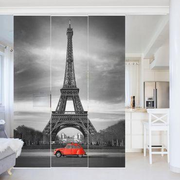 Tende scorrevoli set - Spot On Paris