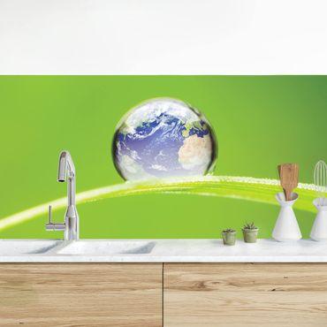 Rivestimento cucina - Verde Speranza