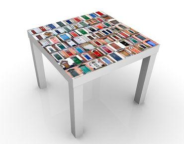 Tavolino design 100 Doors
