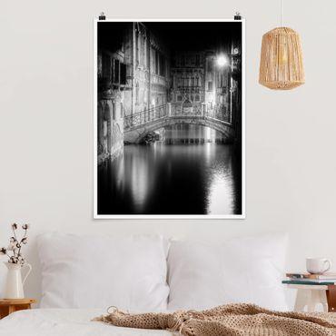 Poster - Ponte di Venezia - Verticale 4:3