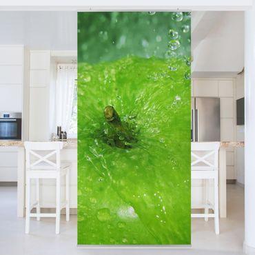 Tenda a pannello Green Apple 250x120cm