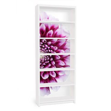 Carta adesiva per mobili IKEA - Billy Libreria - Aster