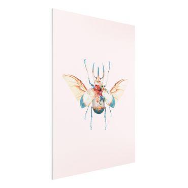 Stampa su Forex - Vintage Beetle - Verticale 4:3
