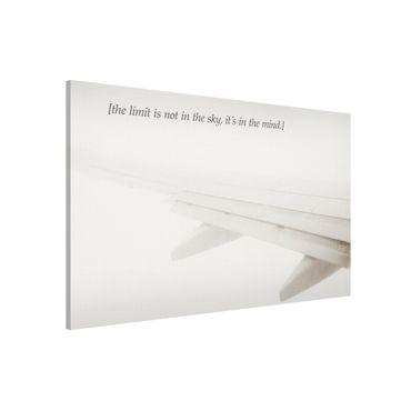 Lavagna magnetica - Paesaggi lirici - Cielo - Formato verticale 2:3
