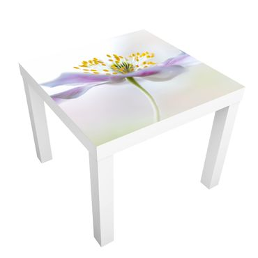 Tavolino design Windflower In White
