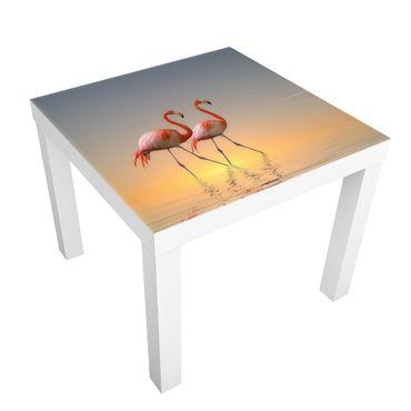 Tavolino design Flamingo Love