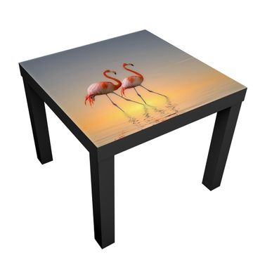 Tavolino design Flamingo Love
