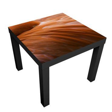 Tavolino design Flamingo Feathers