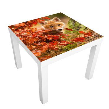 Tavolino design Fox In The Fall
