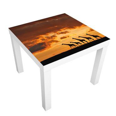 Tavolino design Five Giraffes