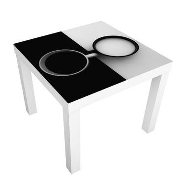 Tavolino design Opposites