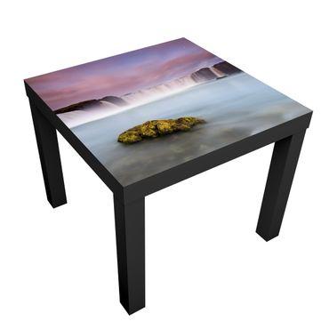 Tavolino design Goðafoss And The Moon