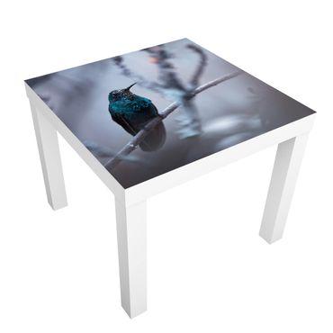 Tavolino design Hummingbird In Winter