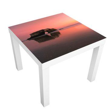 Tavolino design Natural Bridge In The Sunset