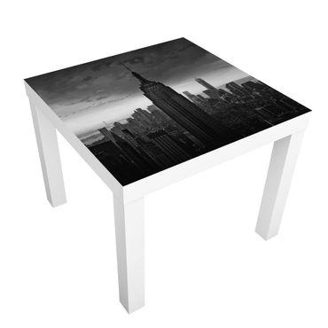 Tavolino design New York Rockefeller View