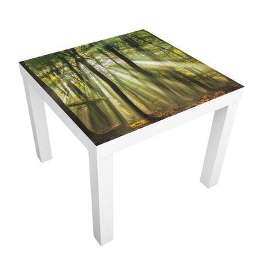 Tavolino design Sunny Day In The Forest