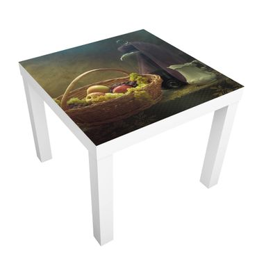 Tavolino design Still Life With Fruit Basket