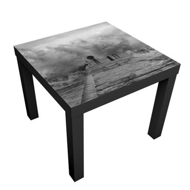 Tavolino design Raging Sea