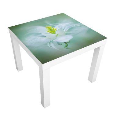 Tavolino design White Columbine