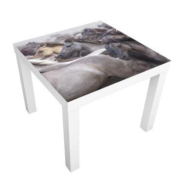 Tavolino design Wild Horses