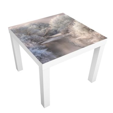 Tavolino design Winter Song