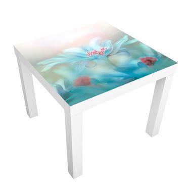 Tavolino design Delicate Flowers In Pastel