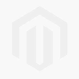 Tenda scorrevole set -Scorcio tra foglie di palme in bianco e nero - Pannello