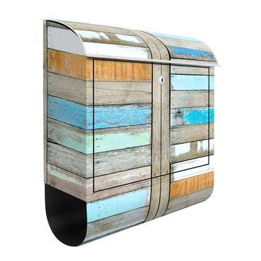 Cassetta postale Shelves of the Sea 39x46x13cm