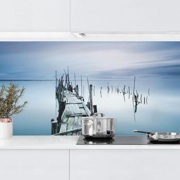 Rivestimento cucina - Ponte Senza Tempo