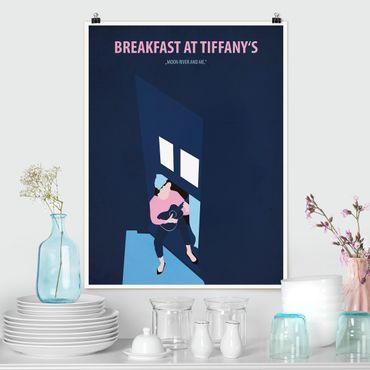 Poster - Poster di film Colazione da Tiffany - Verticale 4:3